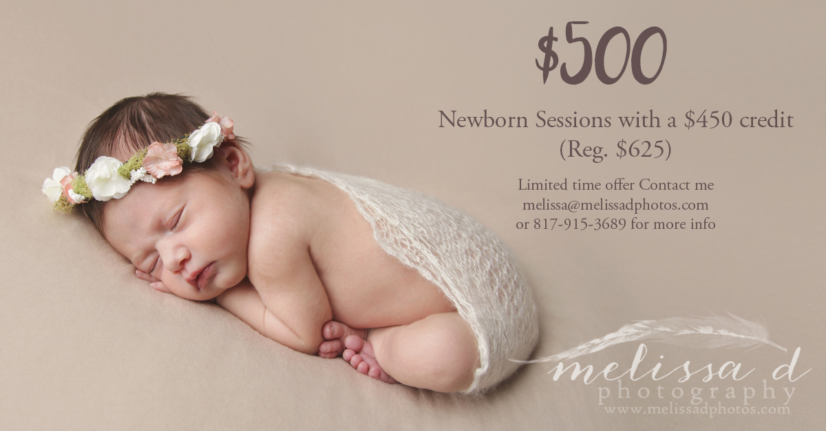 Ft. Worth newborn photography