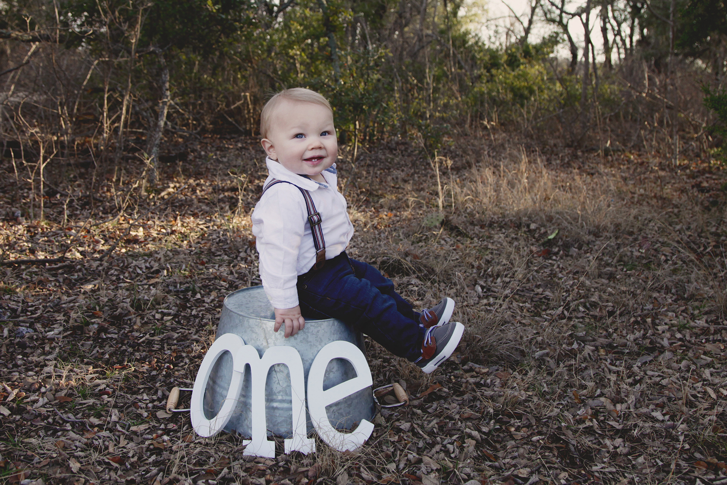 Fort Worth Baby Photographer One Year Old