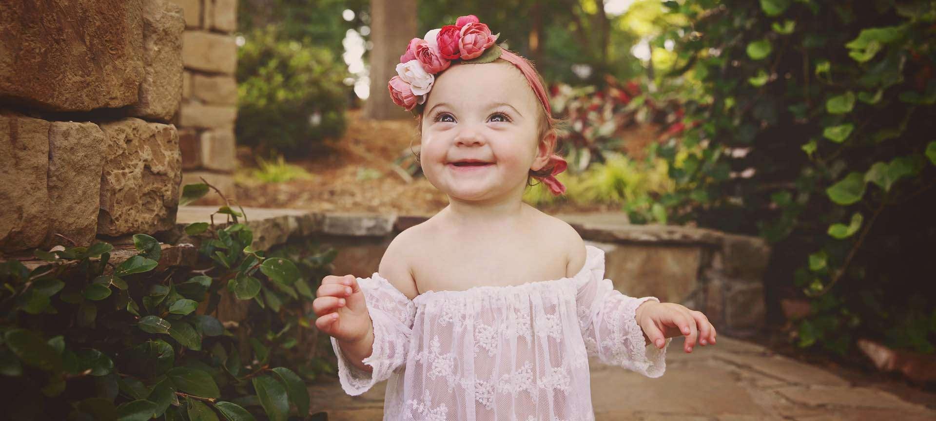 Grapevine Baby Photographer