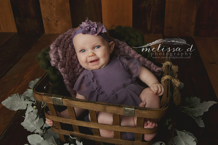 Fort Worth Baby Photography