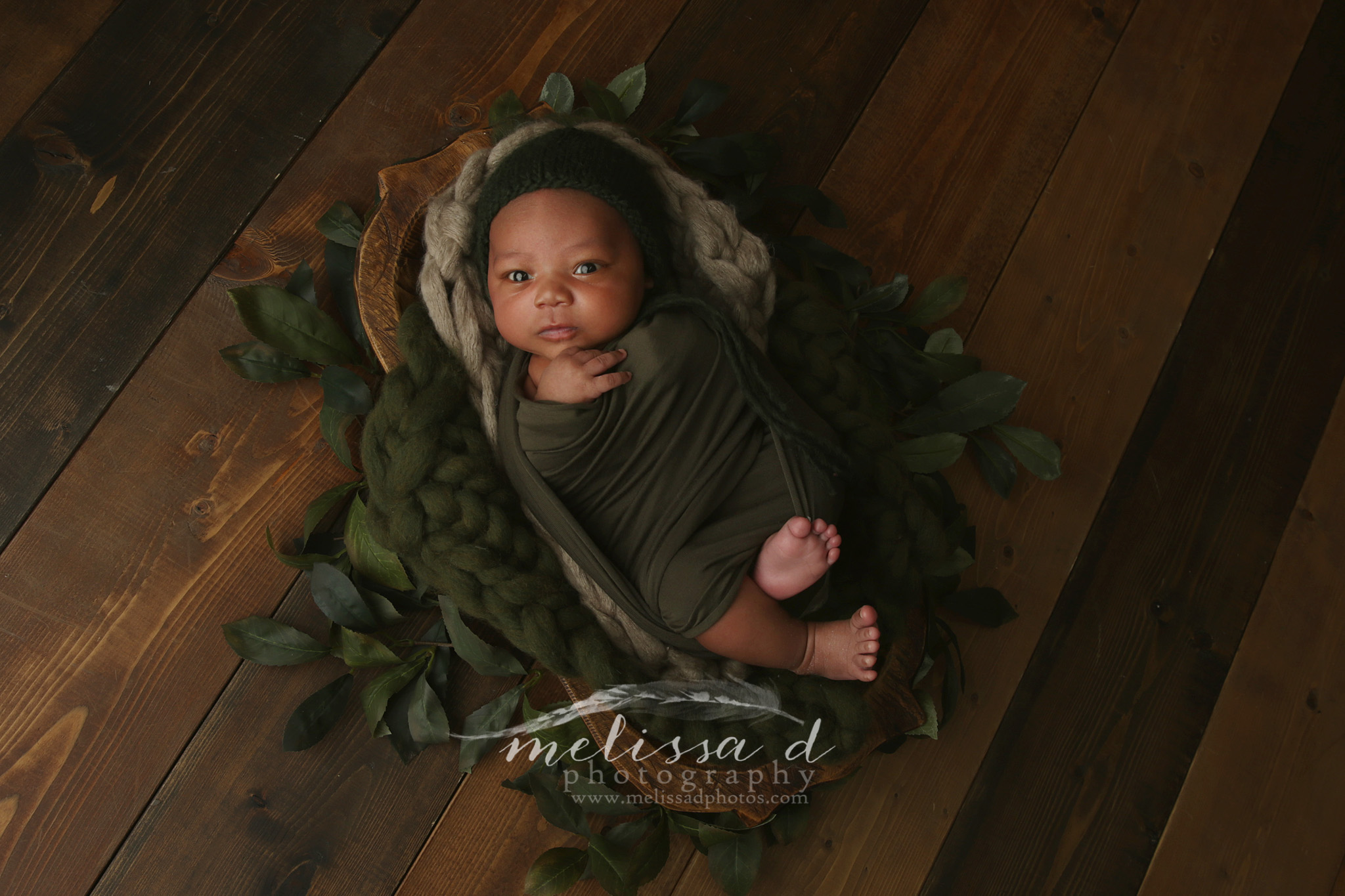 Newborn Photography Keller