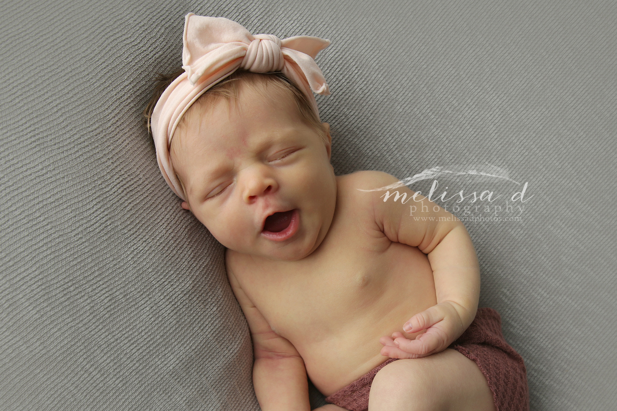 Grapevine Newborn Photography