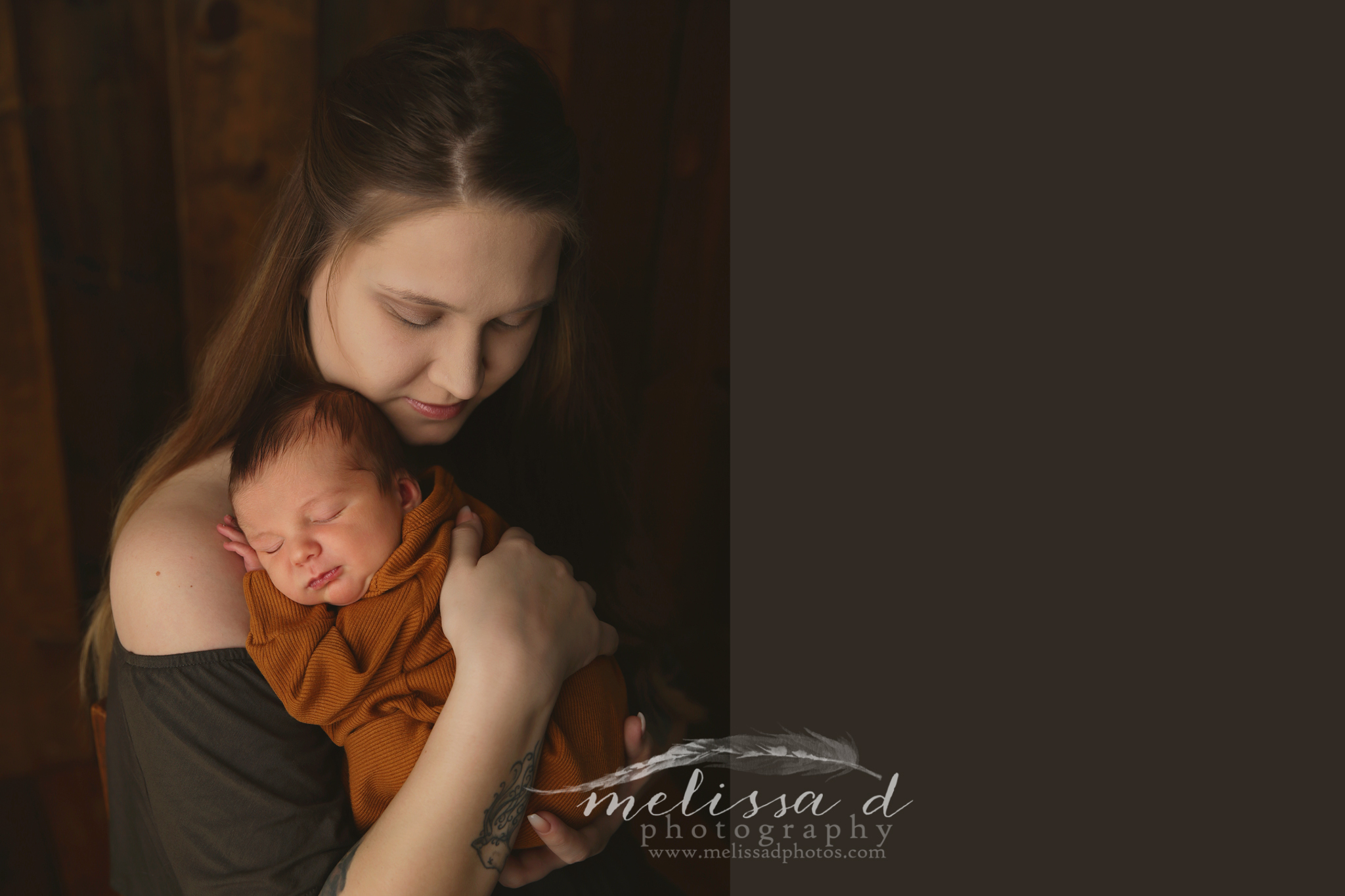 Keller Newborn Photos