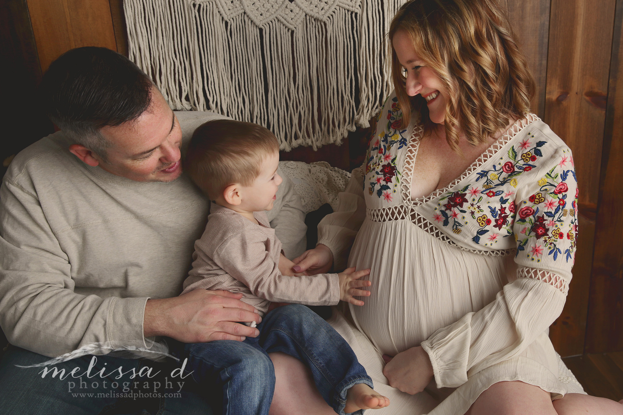 Colleyville Maternity Photos