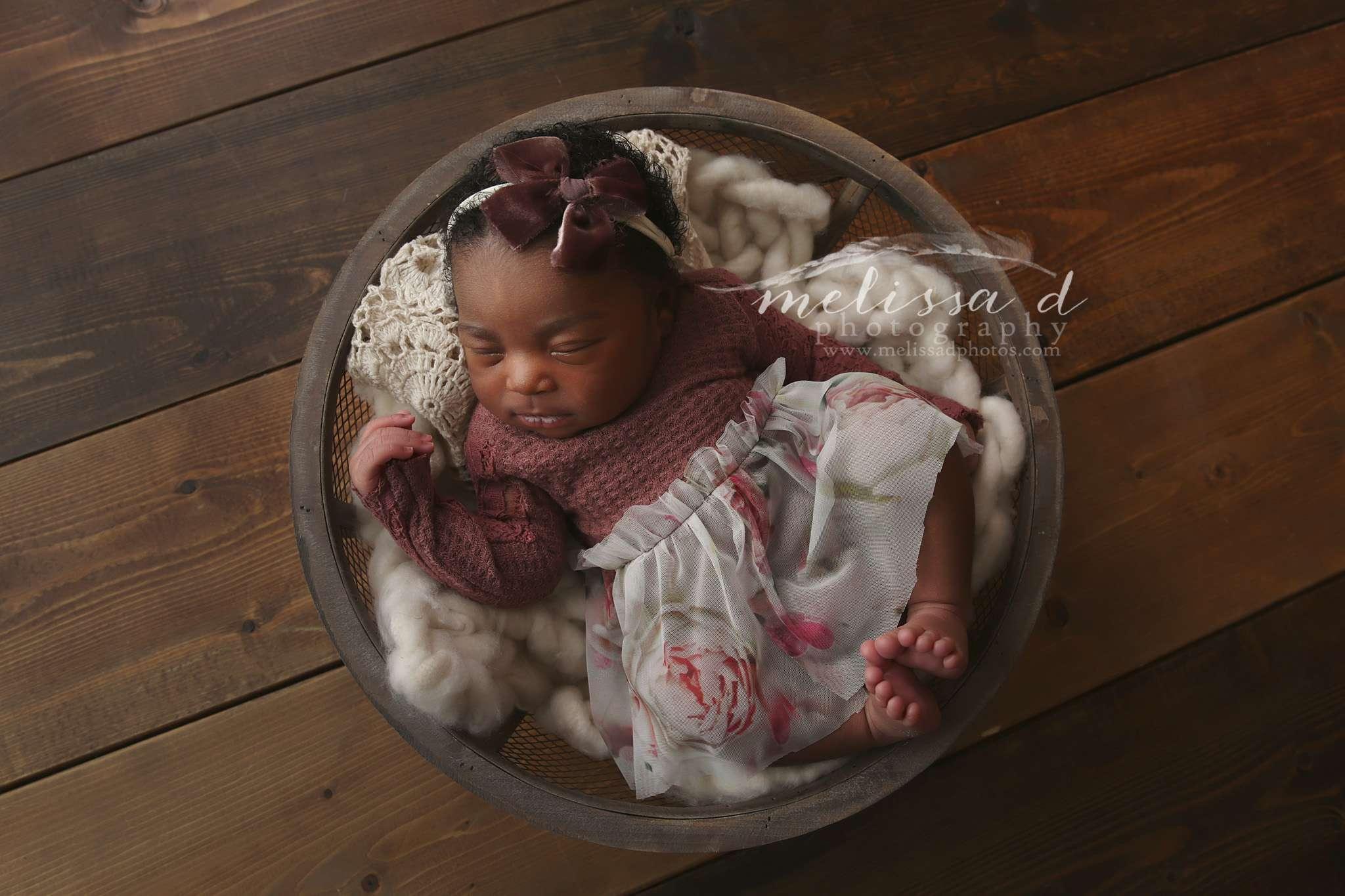 Grapevine Newborn Photos