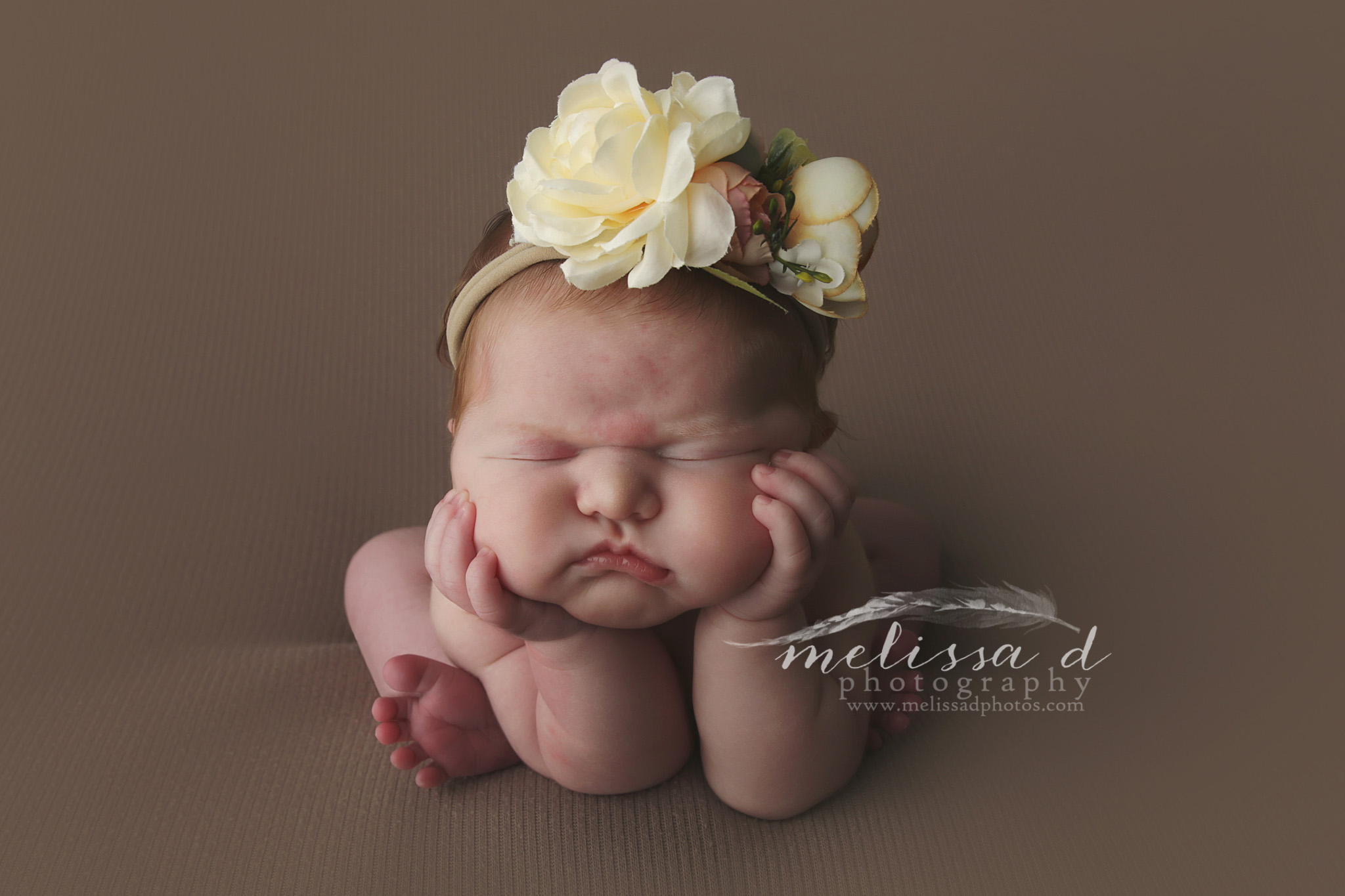 Keller Newborn Photos