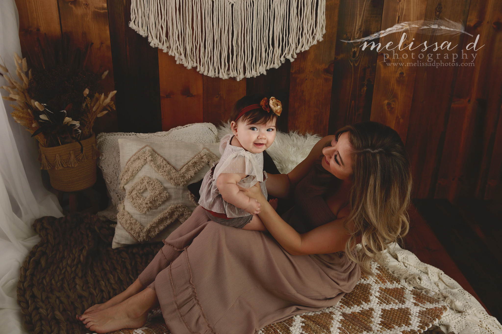 Colleyville Baby Photography