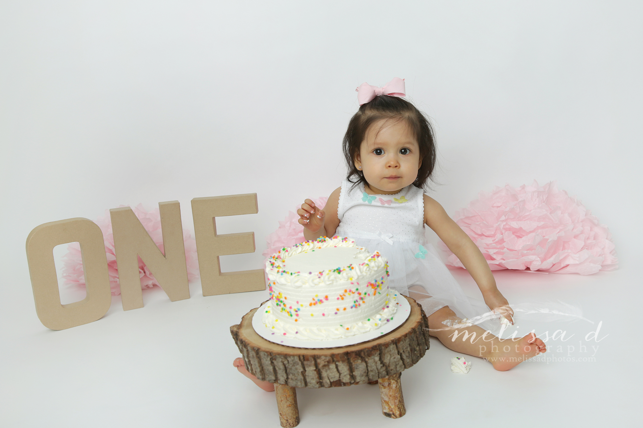 Grapevine Baby Photography