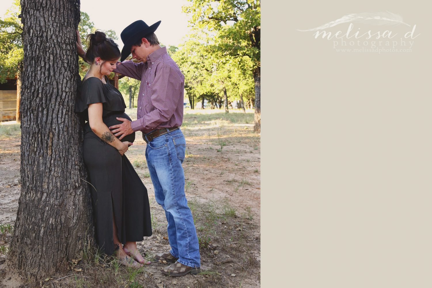 Colleyville Maternity Photographer