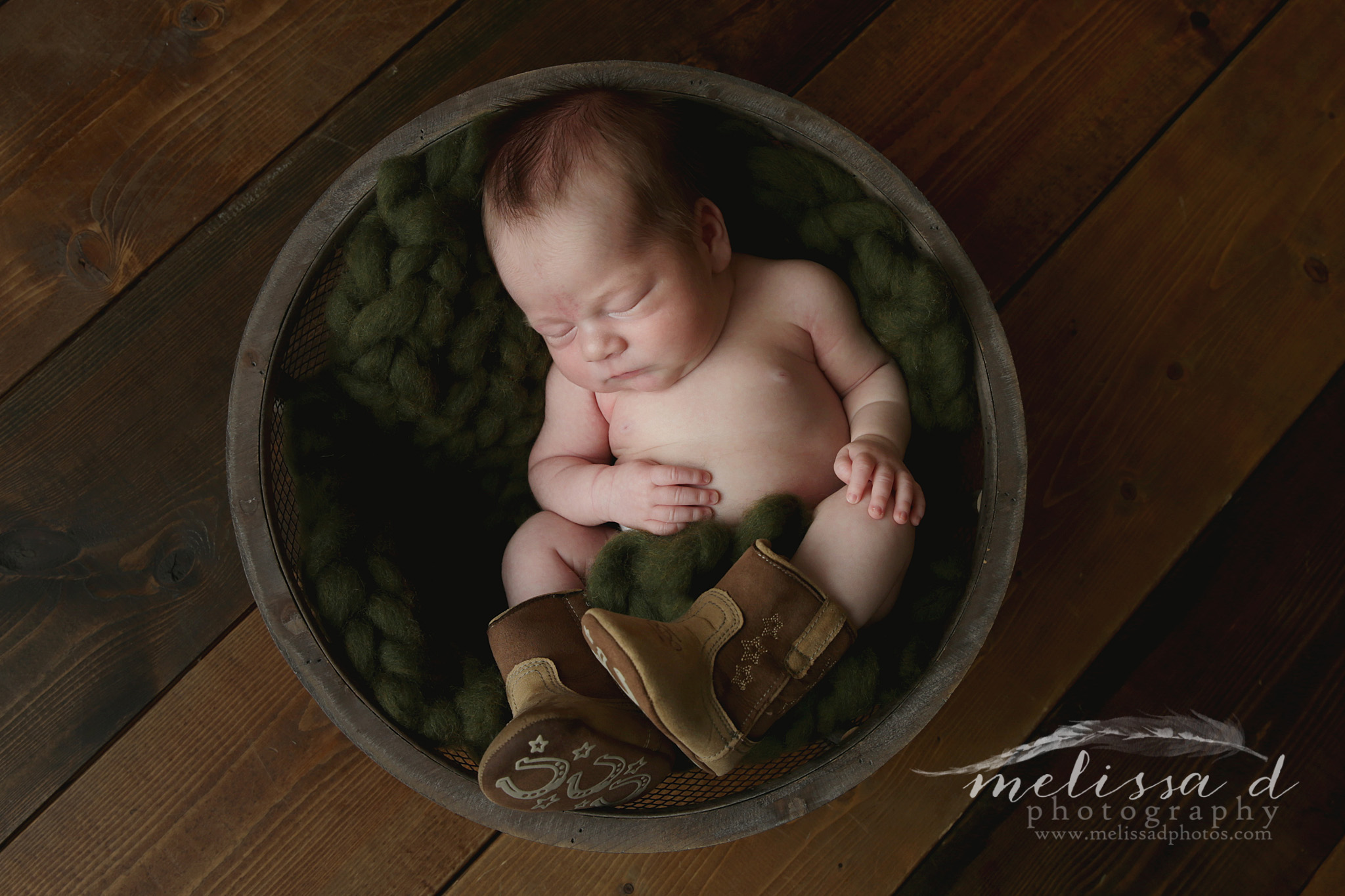 Fort Worth Newborn Photos