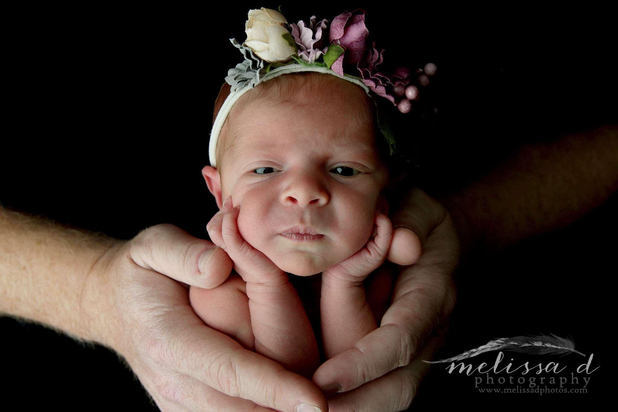 North Richland Hills Newborn Photos