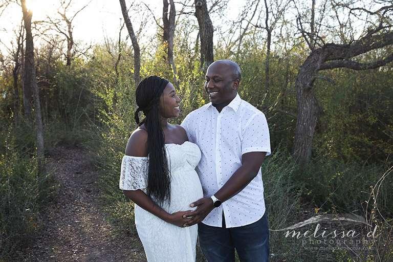 Colleyville Maternity Photos