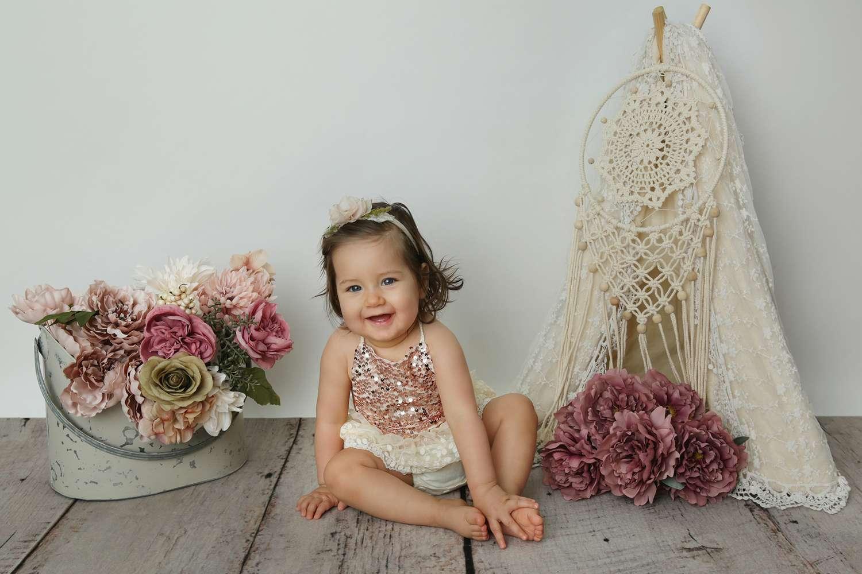 Fort Worth Baby Photographer