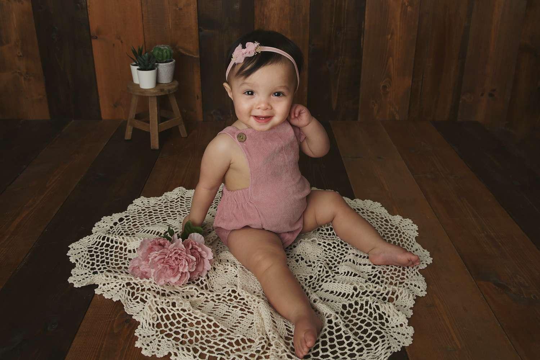 Aledo Baby Photographer